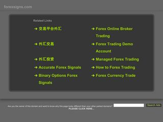 forexsigns