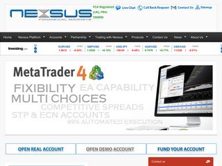 nexsusfinancialmarkets